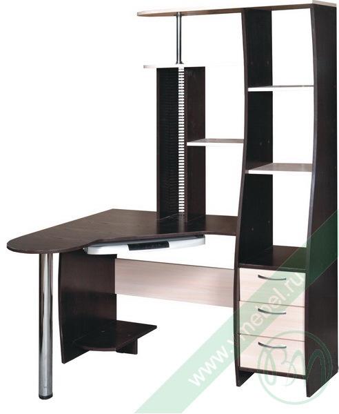 Стол компьютерный СК1. схема сборки, jpg.
