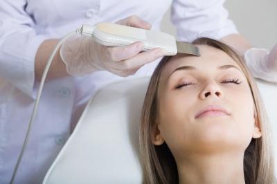 Механическая и ультразвуковая чистка лица